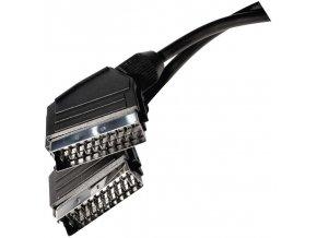 AV kabel SCART - SCART 2m