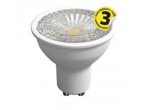 LED žárovka Premium MR16 36° 6,3W GU10 teplá bílá