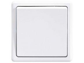 Vypínač CLASSIC, jasně bílý 3553-06289 B1