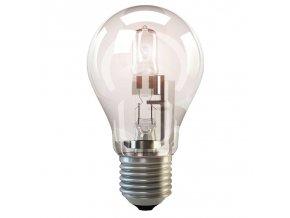 Halogenová žárovka ECO A55 18W E27 teplá bílá, stmívatelná