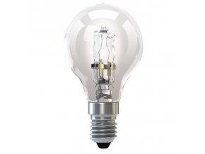 Halogenová žárovka ECO Mini Globe 28W E14 teplá bílá, stmív.