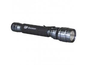 LED svítilna GP LOE102 + 2x AA baterie GP Ultra
