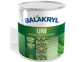 Balakryl Uni SATIN 2,5 kg - šedá