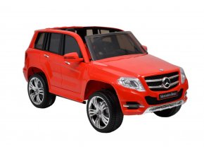 mercedes benz glk red