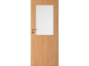 Interiérové dveře LACK 30 - Buk (orientace Levá, šířka křídla 60cm)
