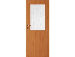 Interiérové dveře LACK 30 - Olše (orientace Levá, šířka křídla 60cm)