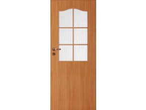 Interiérové dveře LACK 30s - Olše (orientace Levá, šířka křídla 60cm)