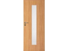 Interiérové dveře LACK 40 - Buk (orientace Levá, šířka křídla 60cm)