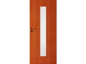 Interiérové dveře LACK 40 - Calvados (orientace Levá, šířka křídla 60cm)