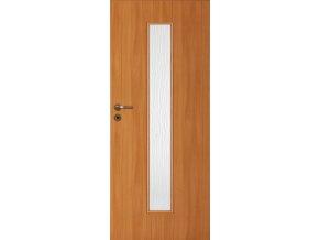 Interiérové dveře LACK 40 - Olše (orientace Levá, šířka křídla 60cm)