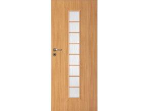 Interiérové dveře LACK 40s - Buk (orientace Levá, šířka křídla 60cm)