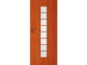 Interiérové dveře LACK 40s - Calvados (orientace Levá, šířka křídla 60cm)