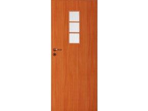 Interiérové dveře LACK 50s - Calvados (orientace Levá, šířka křídla 60cm)