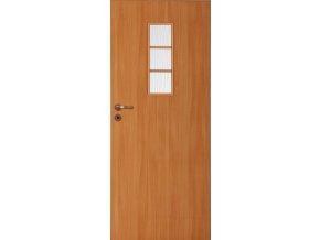 Interiérové dveře LACK 50s - Olše (orientace Levá, šířka křídla 60cm)