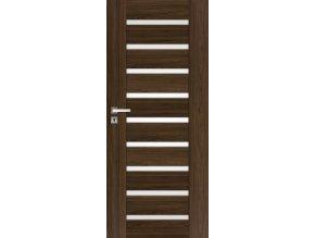 Interiérové dveře INGE 2 - Jilm (orientace Levá, šířka křídla 60cm)