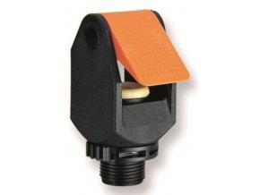 Claber 8585 - nástavec na plochou baterii - se závitem
