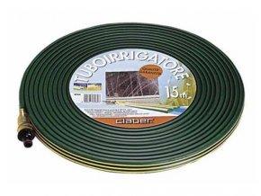 Claber 8969 - tříkomorová zavlažovací hadice - 15m