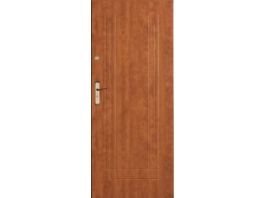 Bezpečnostní vchodové dveře do bytu - SOLID 4