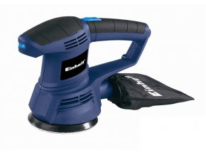 Einhell BT-RS 420 E Blue - elektrická excentrická bruska