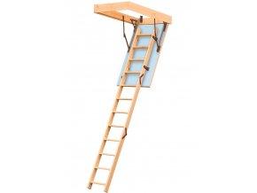 Půdní schody RADEX Termo 100x70