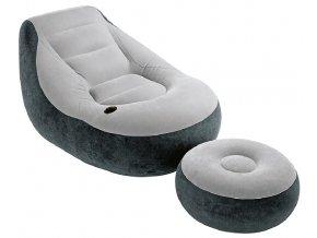 Nafukovací křeslo Intex - Ultra lounge