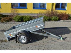 Přívěsný vozík HANDY 27 - sklopný