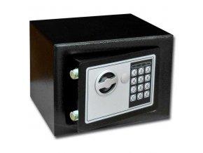 Trezor elektronicky nabytkovy 230x170x170mm SxVxH a44575390 10638