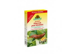 ND Ferramol - přípravek proti slimákům 300 g