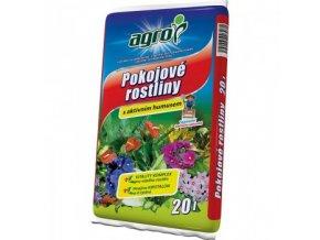 AGRO Substrát pro pokojové rostliny 20 L