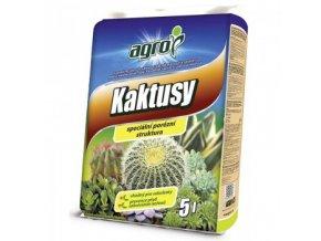 AGRO Substrát pro kaktusy 5 L