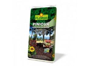 FLORIA Piniová dekorační kůra 45 L
