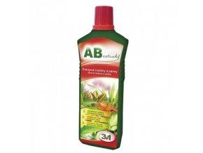 AB extra 3 v 1 výživa pro pokojové rostliny 0,5 L