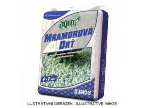 AGRO Mramorová drť 4-7 mm 30 kg