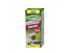 AGRO Likvidátor plevele STOP 100 ml