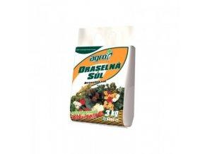 AGRO Draselná sůl 3 kg