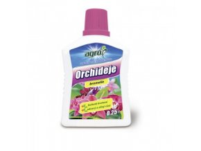 AGRO Kapalné hnojivo pro orchideje 0,25 L