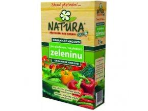 NATURA organické hnojivo pro plodovou zeleninu 1,5 kg