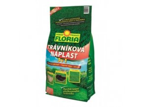 FLORIA Trávníková náplast 3 v 1 - 1 kg