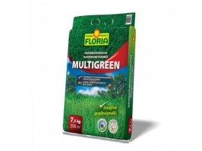 FLORIA Dlouhodobě působící trávníkové hnojivo Multigreen 7,5 kg