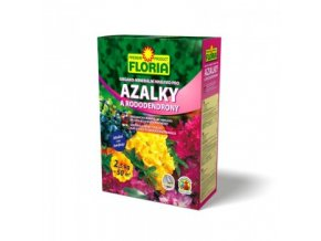 FLORIA Organominerální hnojivo pro azalky a rododendrony 2,5 kg