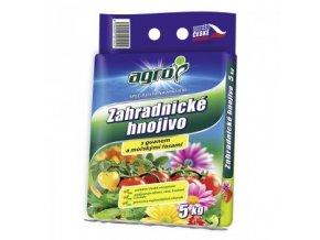 AGRO Zahradnické hnojivo 5 kg