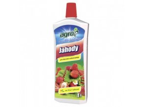 AGRO Kapalné hnojivo jahody 1 l