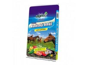 AGRO Koňský hnůj 10 kg