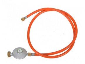 HECHT 003015A  Regulátor plynu s tlakovou hadicí