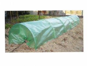 Tunel zahradní - kašírovaná fólie 300x65x45cm