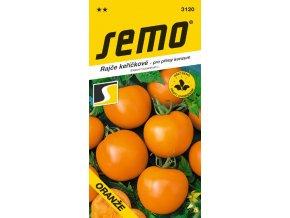 Rajče keř. Oranže 0,6 g