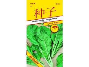 Hořčice zelená - Komatsuna 1,6 g série ASIE