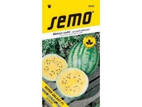 Meloun vodní Primagold F1 žlutý 8 s