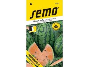 Meloun vodní - Primaorange F1 oranžový 8 s