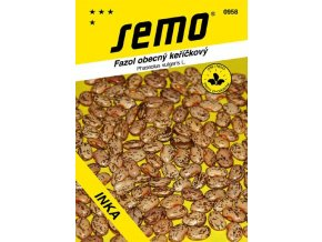 Fazol keř. na suchá semena - Inka 30 g